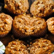 Maple-Pecan Bran Muffins