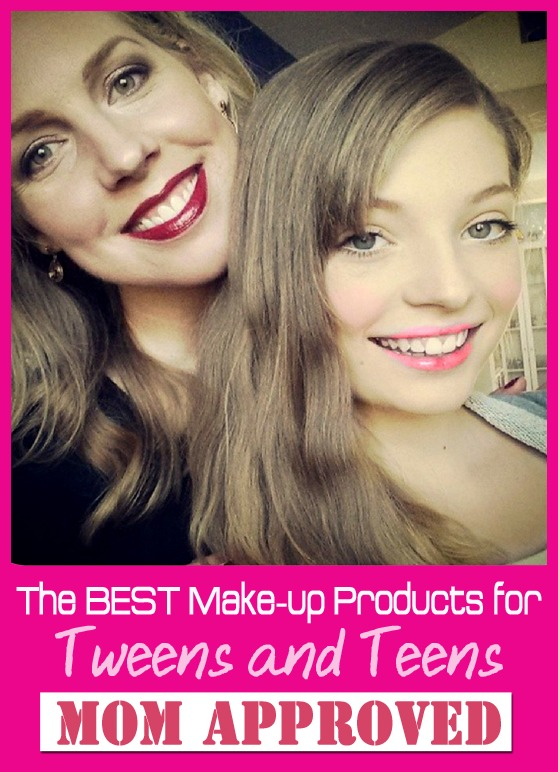 The Best Makeup Products for Teens and Tweens