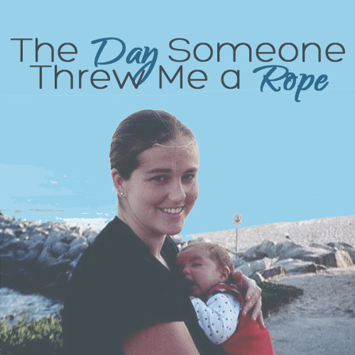 Throw Another Mom a Rope – by Allison Slater Tate