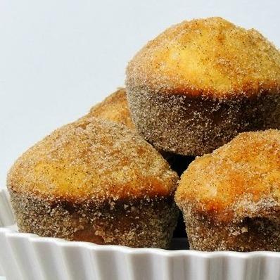 "Cinnamon Sugar ""Duffins"" by Bobbi's Kozy Kitchen"