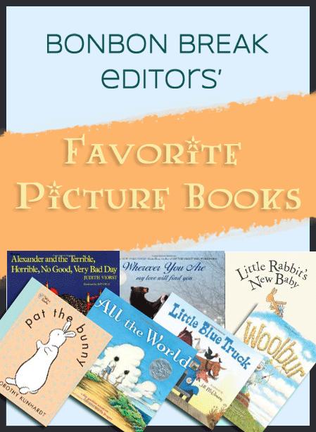 BonBon Editors: Favorite Picture Books