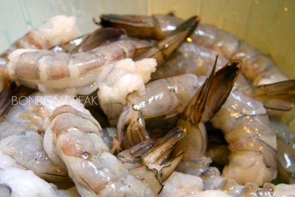 Shrimp with #ShrimpShowdown