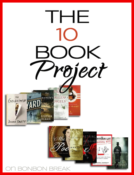 The 10 Book Project