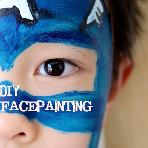 Face Painting Because Play Matters by Lessons Learnt Journal