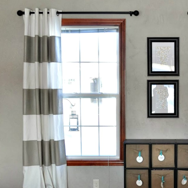 feature image painted drapes