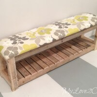 Mom Cave MyLove2Create bench inside 200x200
