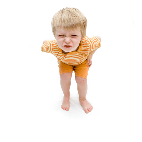 How To Avoid Power Struggles With Kids by Dirt & Boogers