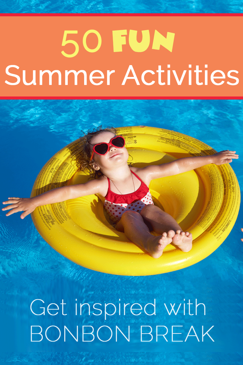 10 Ways To Give Your Kids A 1970s Summer