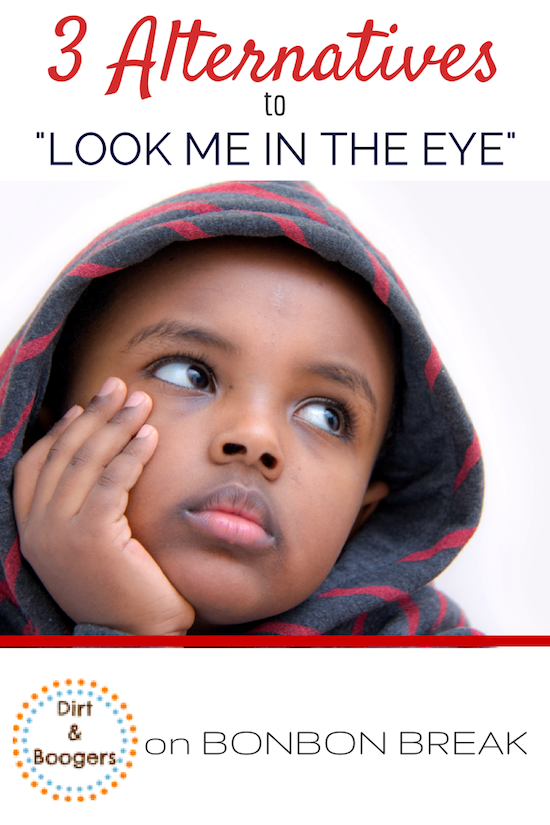 3 Alternatives to 'Look Me In The Eye' by Dirt & Boogers