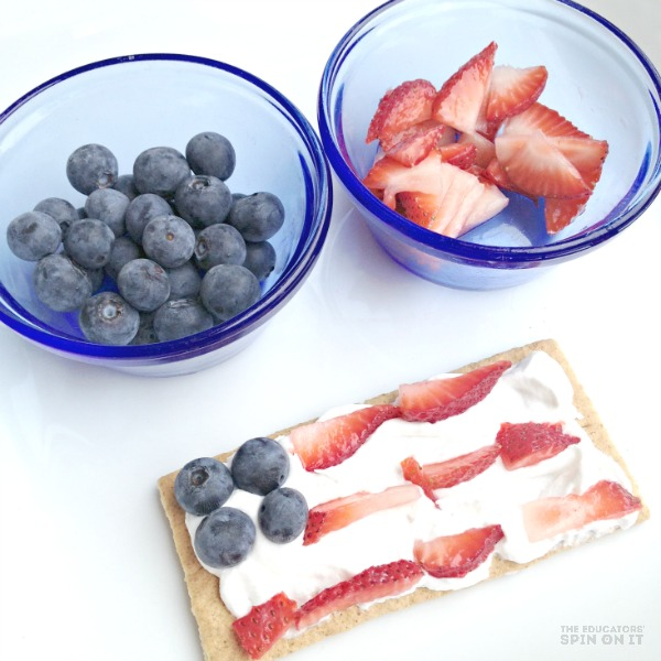 Fourth of July Snack Idea for Kids