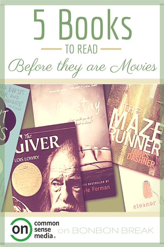 5 Books to Read Before They're Movies