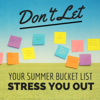 Summer Bucket List Alternative - featured