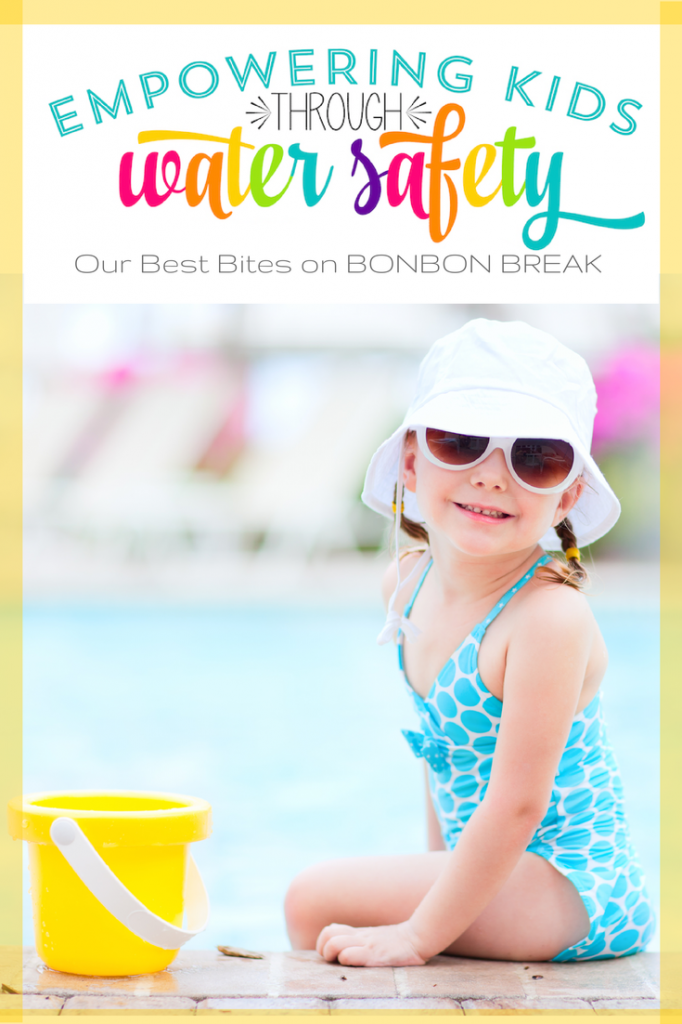 Print out helpful guidelines to promote water safety for kids!