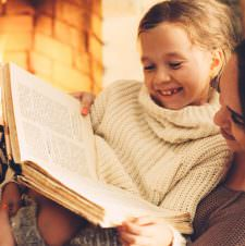 A New Reason to Read with Your Kids