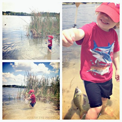 Fishing Fun with Kids by Joys of the Journey