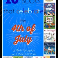 10 Books that Celebrate the 4th of July