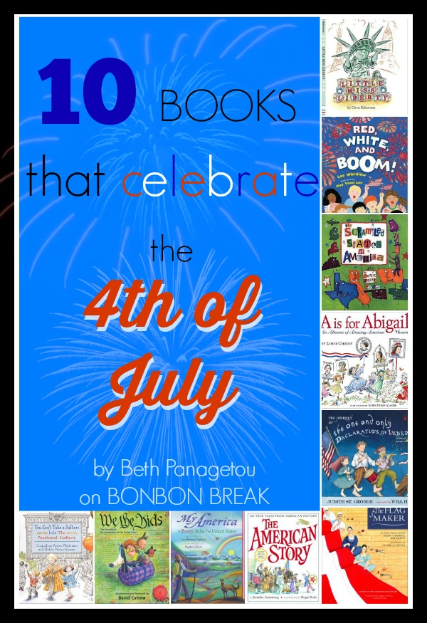 10 Books to Celebrate the 4th of July