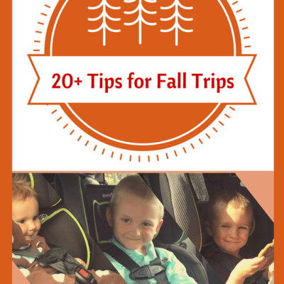 20+ Tips for Fall Trips for Families