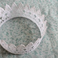Lace Birthday Crown feature image