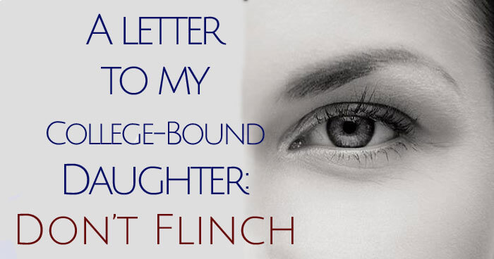 Daughter Going Off To College Letter