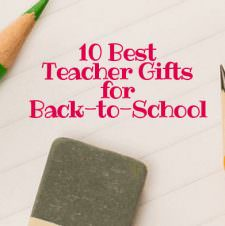 The 10 Best Teacher Gifts for Back to School