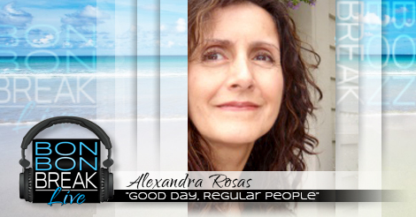 BonBon Break Live with Alexandra Rosas from Good Day, Regular People