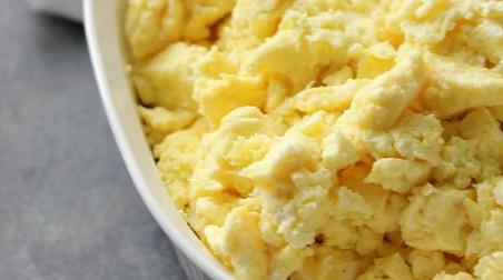 Oven Scrambled Eggs
