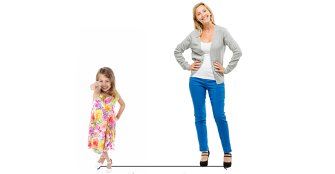 9 Ways Preschoolers and Peri-menopausal Women Are Alike