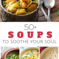 50 + Fall Soup Recipes to Soothe Your Soul