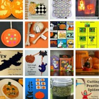 Halloween Kids Activities