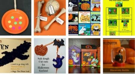 Halloween Kids Activities
