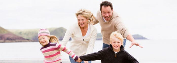 10 Simple Ways for Families to Get Outside this Fall