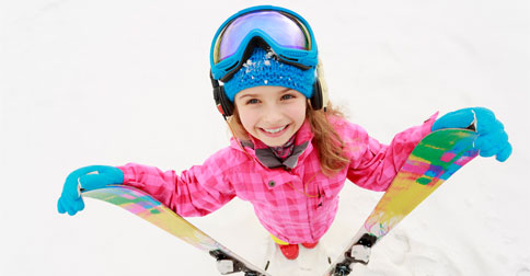 5 Reasons Why Your Kids Should Ski for Free