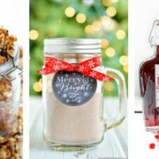 50+ Homemade Holiday Food Gift Ideas