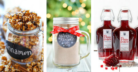 - 50+ Homemade Holiday Food Gift Ideas - BonBon Break