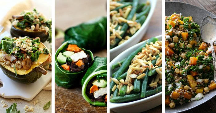 50+ Recipes to Foster Healthy Eating