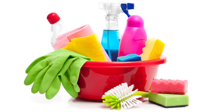 7 Sanity-Saving Clean-up Ideas