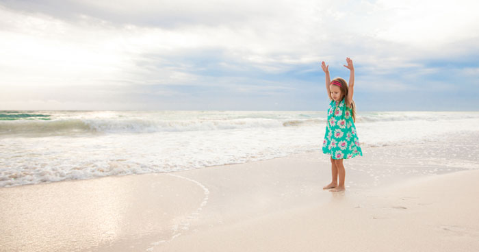 Living Fearlessly Like My Daughter
