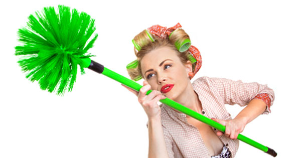 Clean Up Your Act  and Declutter in 2015