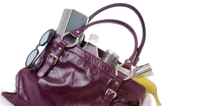 Purse Organization: 7 Tips for a Lighter Load