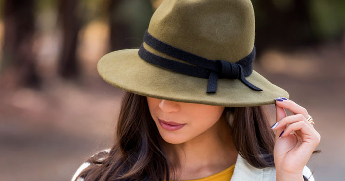 10 ways to wear hats