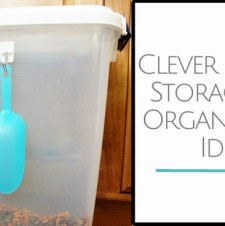 Clever Kitchen Storage and Organization Ideas