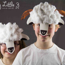 Spring Lamb Craft