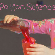 Love Potion – Hands on Science