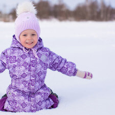 How To Get Out In the Frozen Tundra With Your Toddler in 39 Easy Steps