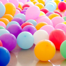 5 Ways to Play with Balloons