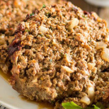 Classic Paleo Meatloaf