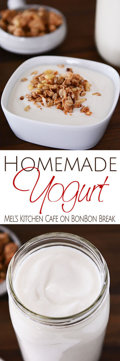 DIY Yogurt - So Simple!