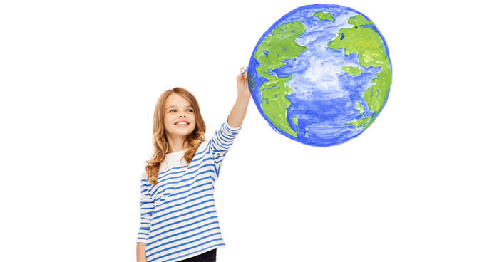 4 ways for kids to go Green