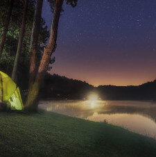 The Truth About Family Camping